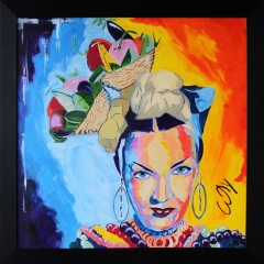 Carmen Miranda_framed_reduced